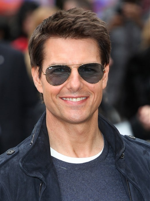 tom cruise hair