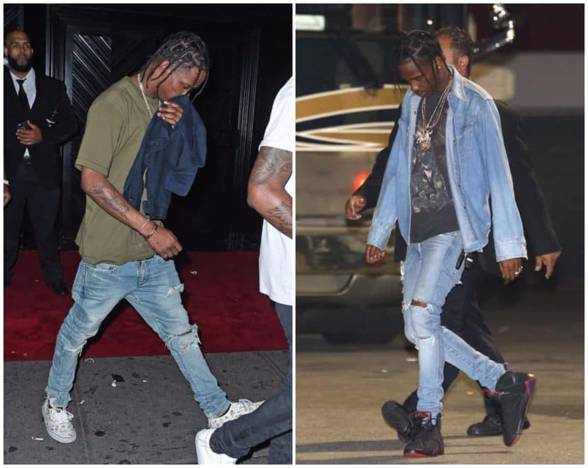 Populaire How to Dress Like Travis Scott: Men's Style Guide GH58