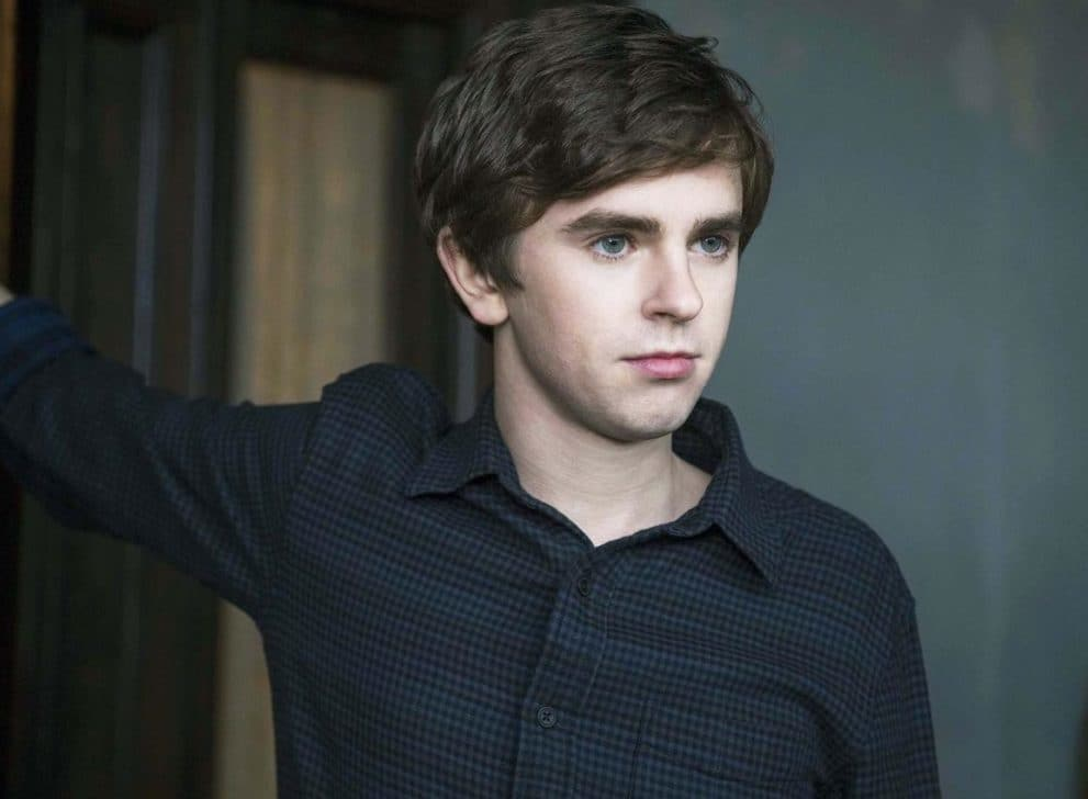 photo of Freddie Highmore